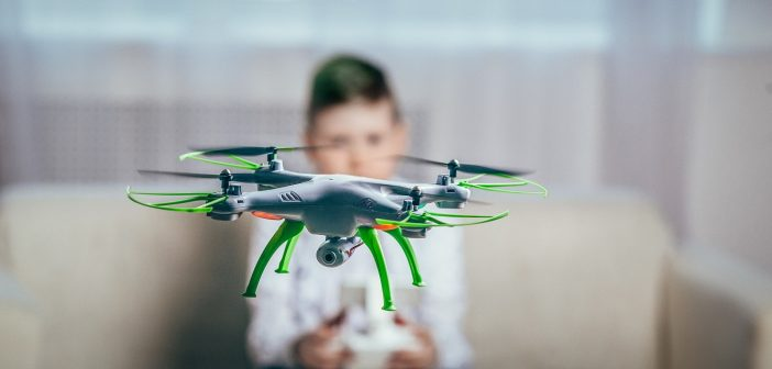 Which drone to choose for a teenager?