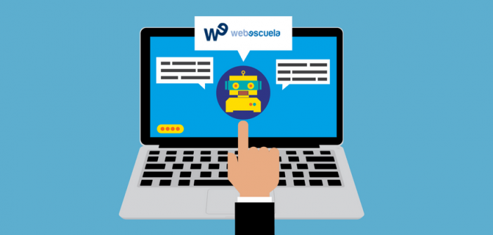 What is an internet chatbot?