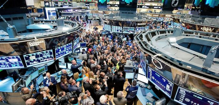 When does the New York Stock Exchange open?