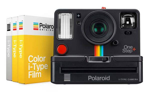 Which film for Polaroid image system?